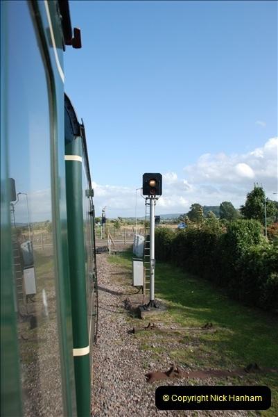 2009-08-20 The West Somerset Railway.  (77)77