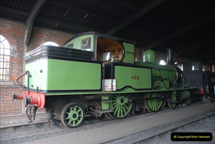 2010-05-10 The Bluebell Railway.  (21)001