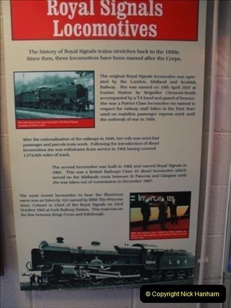 2004-10-11 The Royal Signals Museum, Blandford Forum, Dorset.  (5)050