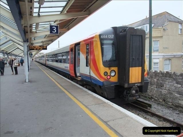2009-10-15 Weymouth. Rodwell Trail & Weymouth Tramway (2)232