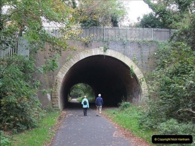 2009-10-15 Weymouth. Rodwell Trail & Weymouth Tramway (6)236