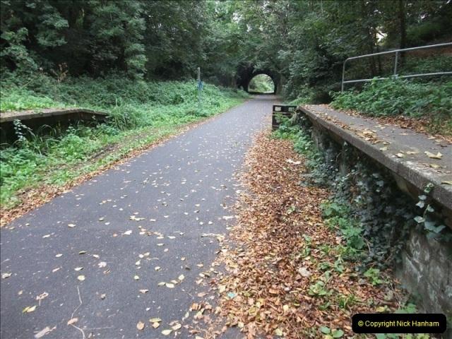 2009-10-15 Weymouth. Rodwell Trail & Weymouth Tramway (8)238