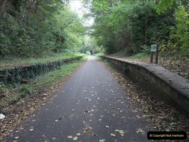 2009-10-15 Weymouth. Rodwell Trail & Weymouth Tramway (10)240