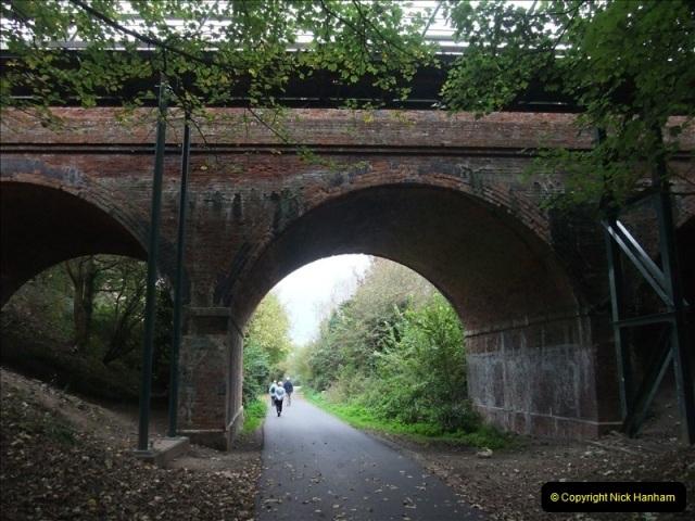 2009-10-15 Weymouth. Rodwell Trail & Weymouth Tramway (11)241
