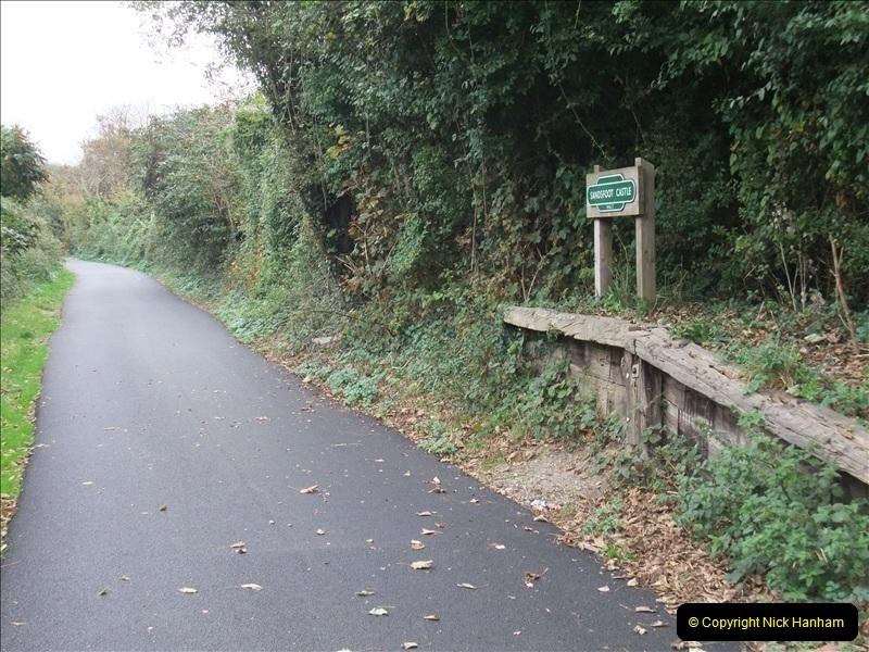 2009-10-15 Weymouth. Rodwell Trail & Weymouth Tramway (15)245