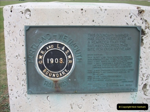 2009-10-15 Weymouth. Rodwell Trail & Weymouth Tramway (22)252