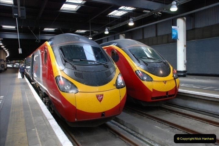 2010-06-17 Euston Station, London.  (4)267