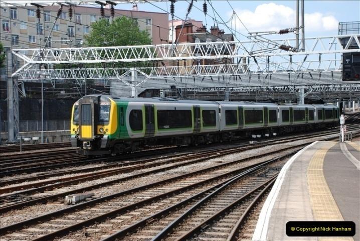 2010-06-17 Euston Station, London.  (9)272