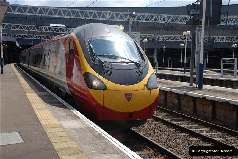 2010-06-17 Euston Station, London.  (14)277