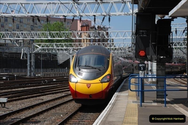 2010-06-17 Euston Station, London.  (15)278