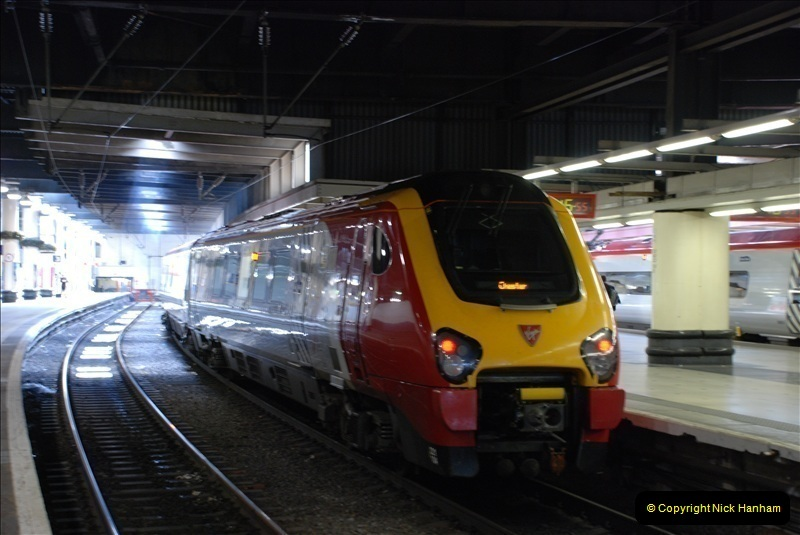2010-06-17 Euston Station, London.  (19)282