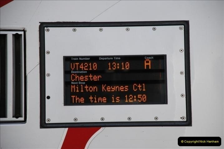 2010-06-17 Euston Station, London.  (22)285