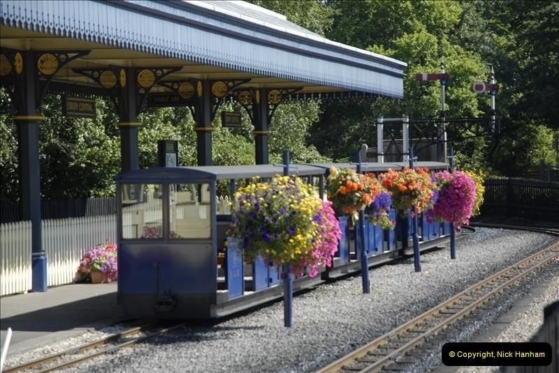 2011-07-24 Exbury Gardens Railway, Hampshire.  (4)083