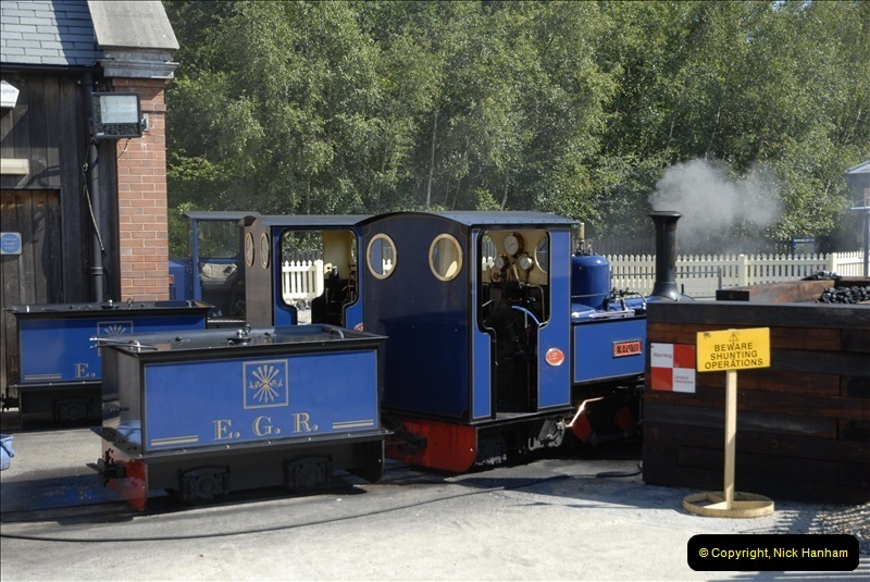 2011-07-24 Exbury Gardens Railway, Hampshire.  (6)085