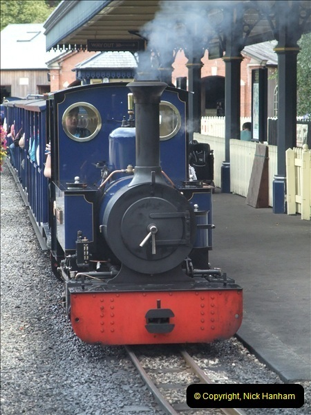 2011-07-24 Exbury Gardens Railway, Hampshire.  (14)093