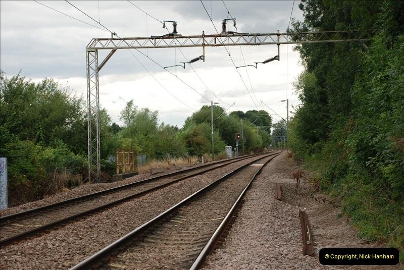 2011-08-06 Crossing near St. Margarets, Hertfordshire.  (3)096