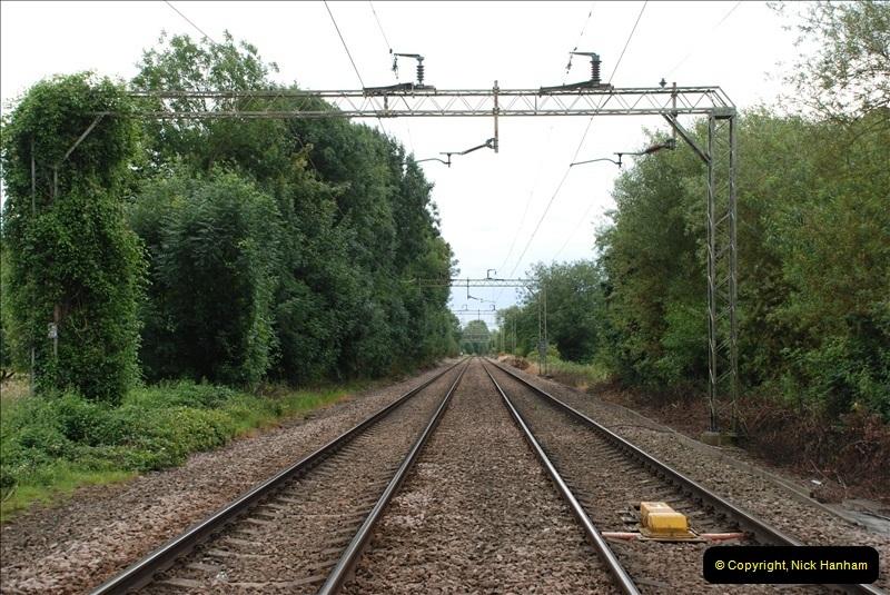 2011-08-06 Crossing near St. Margarets, Hertfordshire.  (4)097