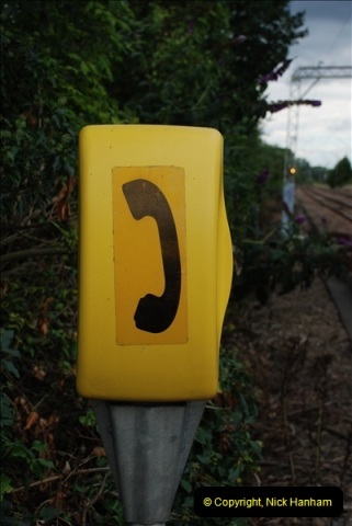 2011-08-06 Crossing near St. Margarets, Hertfordshire.  (6)099