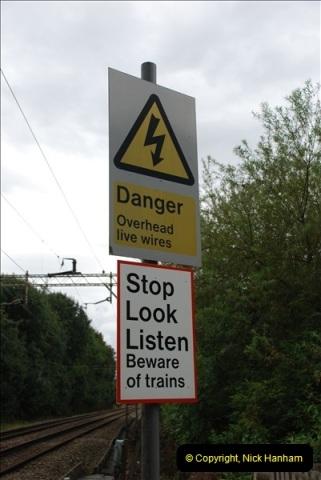 2011-08-06 Crossing near St. Margarets, Hertfordshire.  (7)100