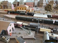 Some of your Host's model locomotives running on a friends railway.  (19)19