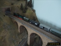 Some of your Host's model locomotives running on a friends railway.  (25)25
