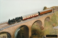 Some of your Host's model locomotives running on a friends railway.  (62)62