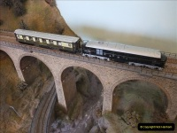 Some of your Host's model locomotives running on a friends railway.  (1)01