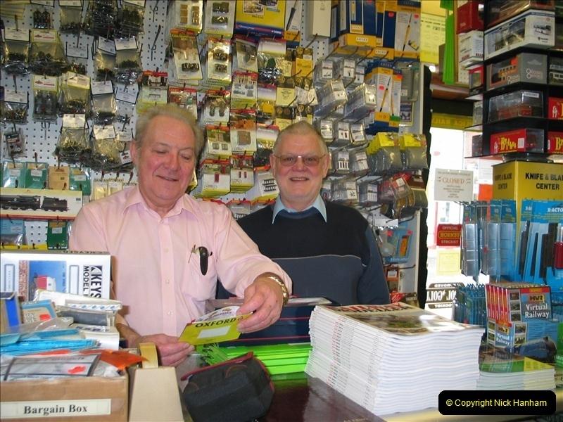 2007-05-19 Your Host with Bob @ The Alton Model Centre, Alton, Hampshire. (3)001001