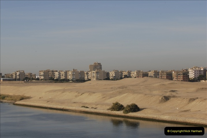 2011-11-10 North to South Transit of the Suez Canal, Egypt.  (18)