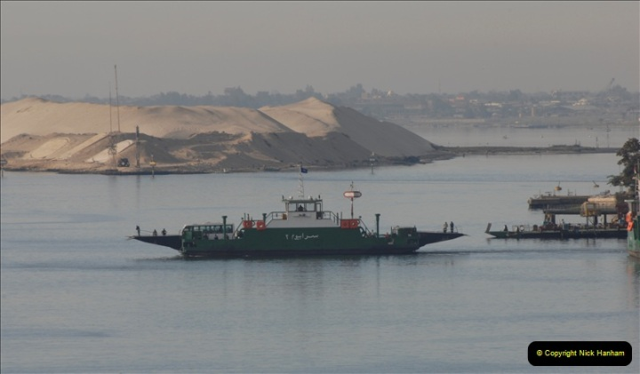 2011-11-10 North to South Transit of the Suez Canal, Egypt.  (22)