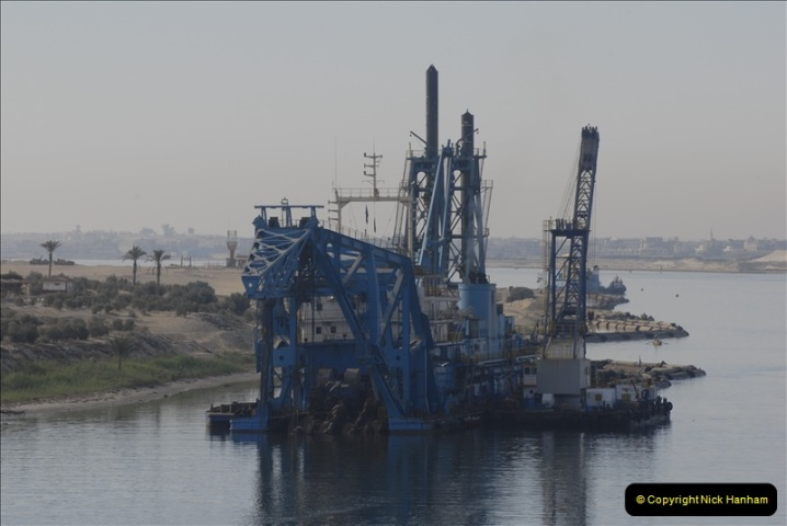 2011-11-10 North to South Transit of the Suez Canal, Egypt.  (31)