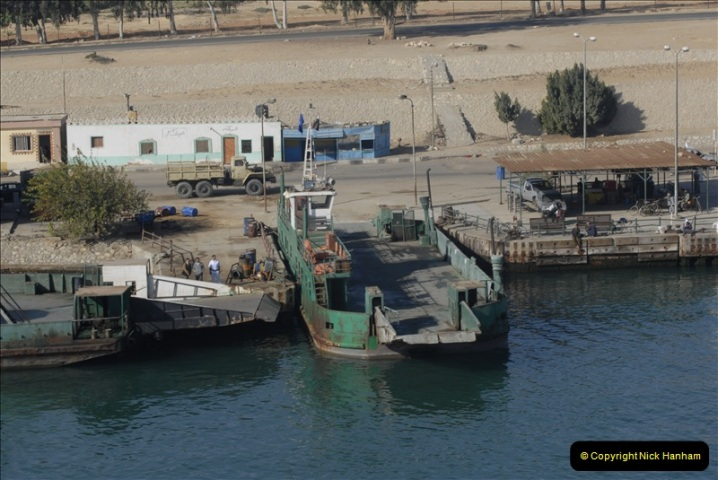 2011-11-10 North to South Transit of the Suez Canal, Egypt.  (59)