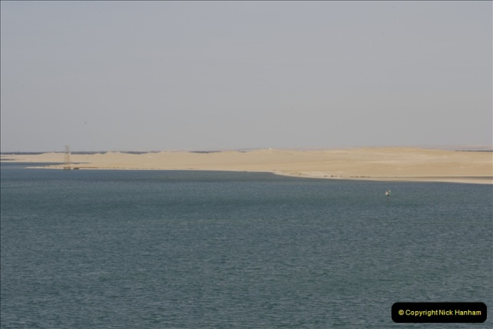 2011-11-10 North to South Transit of the Suez Canal, Egypt.  (161)