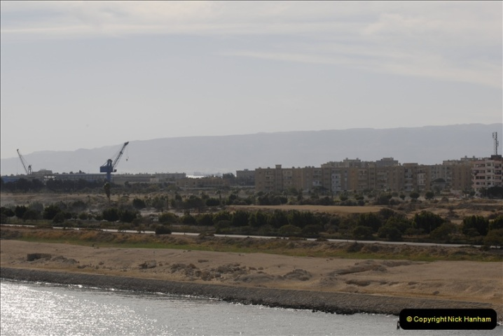 2011-11-10 North to South Transit of the Suez Canal, Egypt.  (209)