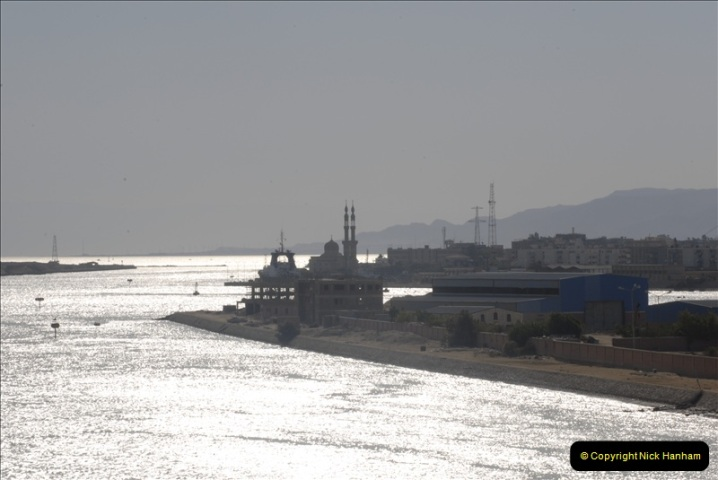 2011-11-10 North to South Transit of the Suez Canal, Egypt.  (213)