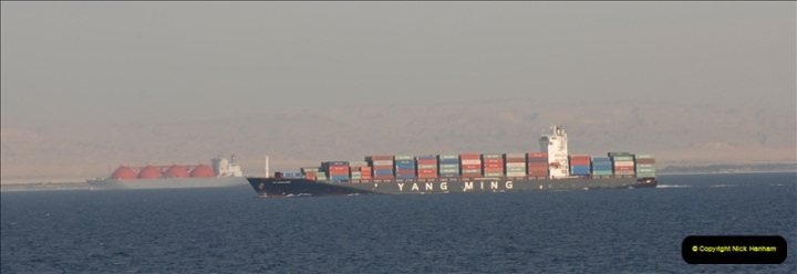 2011-11-10 North to South Transit of the Suez Canal, Egypt.  (275)