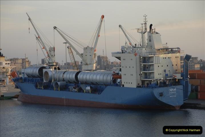 2011-11-07 to 08 Alexandria, Egypt.  (202)