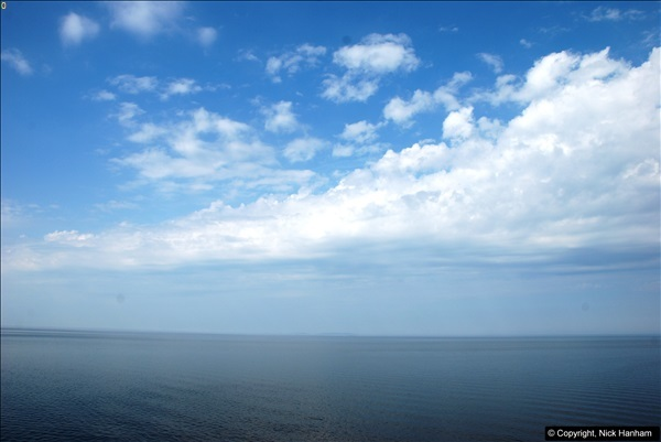 2013-06-26 Clouds over Solovetsky Islands, Russia.  (2)154
