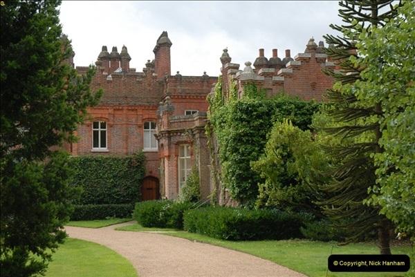 2012-08-17 Hughenden ( Disraeli's House), High Wycombe, Buckinghamshire.  (7)