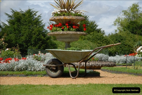 2012-08-17 Hughenden ( Disraeli's House), High Wycombe, Buckinghamshire.  (25)
