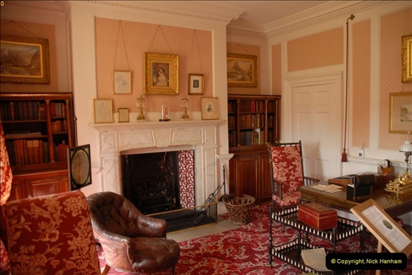 2012-08-17 Hughenden ( Disraeli's House), High Wycombe, Buckinghamshire.  (53)