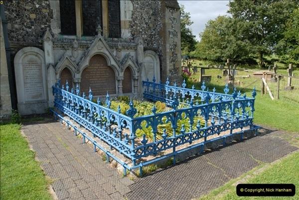 2012-08-17 Hughenden ( Disraeli's House), High Wycombe, Buckinghamshire.  (78)
