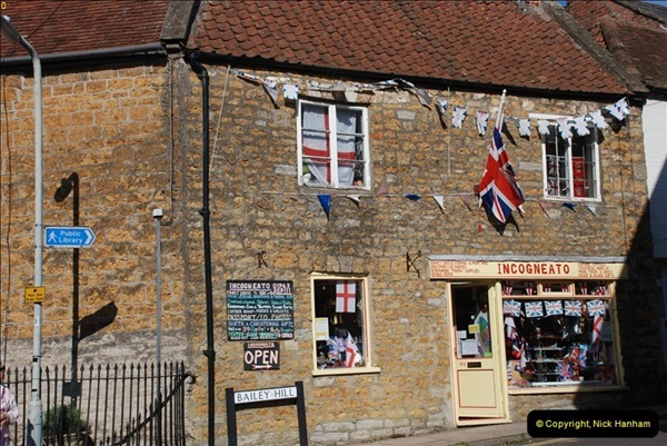 2012-09-08 Castle cary, Somerset.  (7)