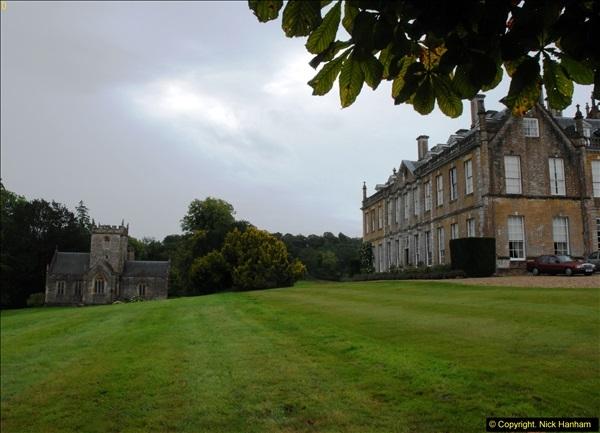 2013-09-13 Melbury House, Nr. Dorchester, Dorset.  (2)