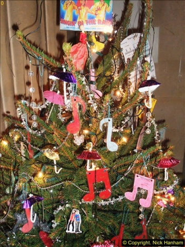 2013-12-19 St. Aldhelm's Church, Christmas Trees, Branksome, Poole, Dorset.  (12)