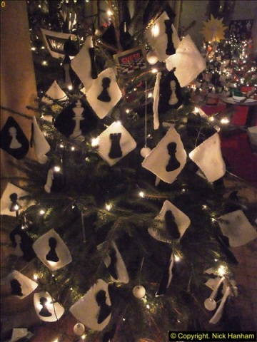 2013-12-19 St. Aldhelm's Church, Christmas Trees, Branksome, Poole, Dorset.  (29)