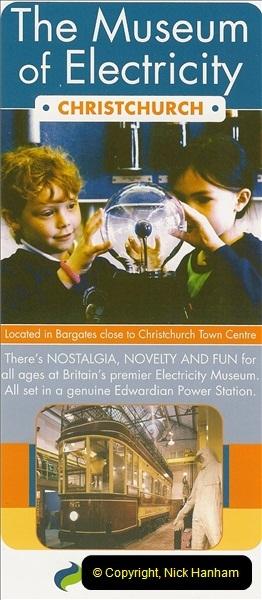 2012-09-19 The Electricity Museum, Christchurch, Dorset.  (1)001