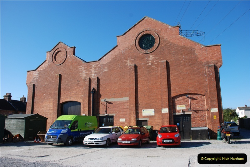 2012-09-19 The Electricity Museum, Christchurch, Dorset.  (8)008