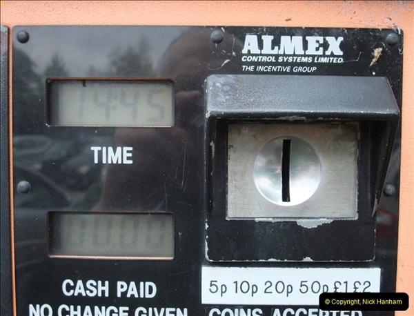 2012-10-10 Parking Ticket Machine. Bournemouth, Dorset.  (6)162