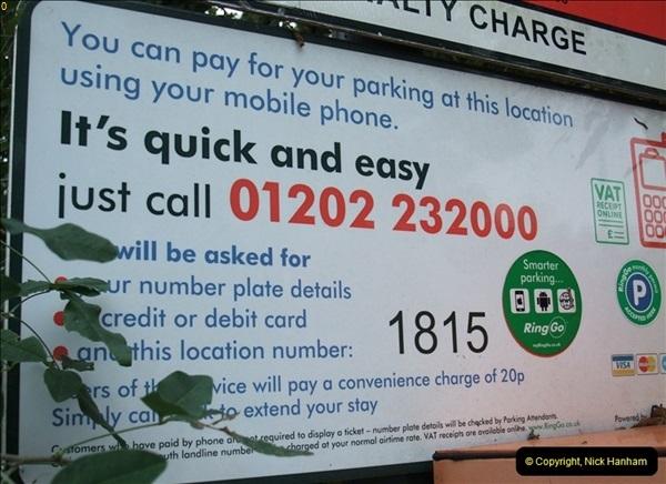 2012-10-10 Parking Ticket Machine. Bournemouth, Dorset.  (7)163